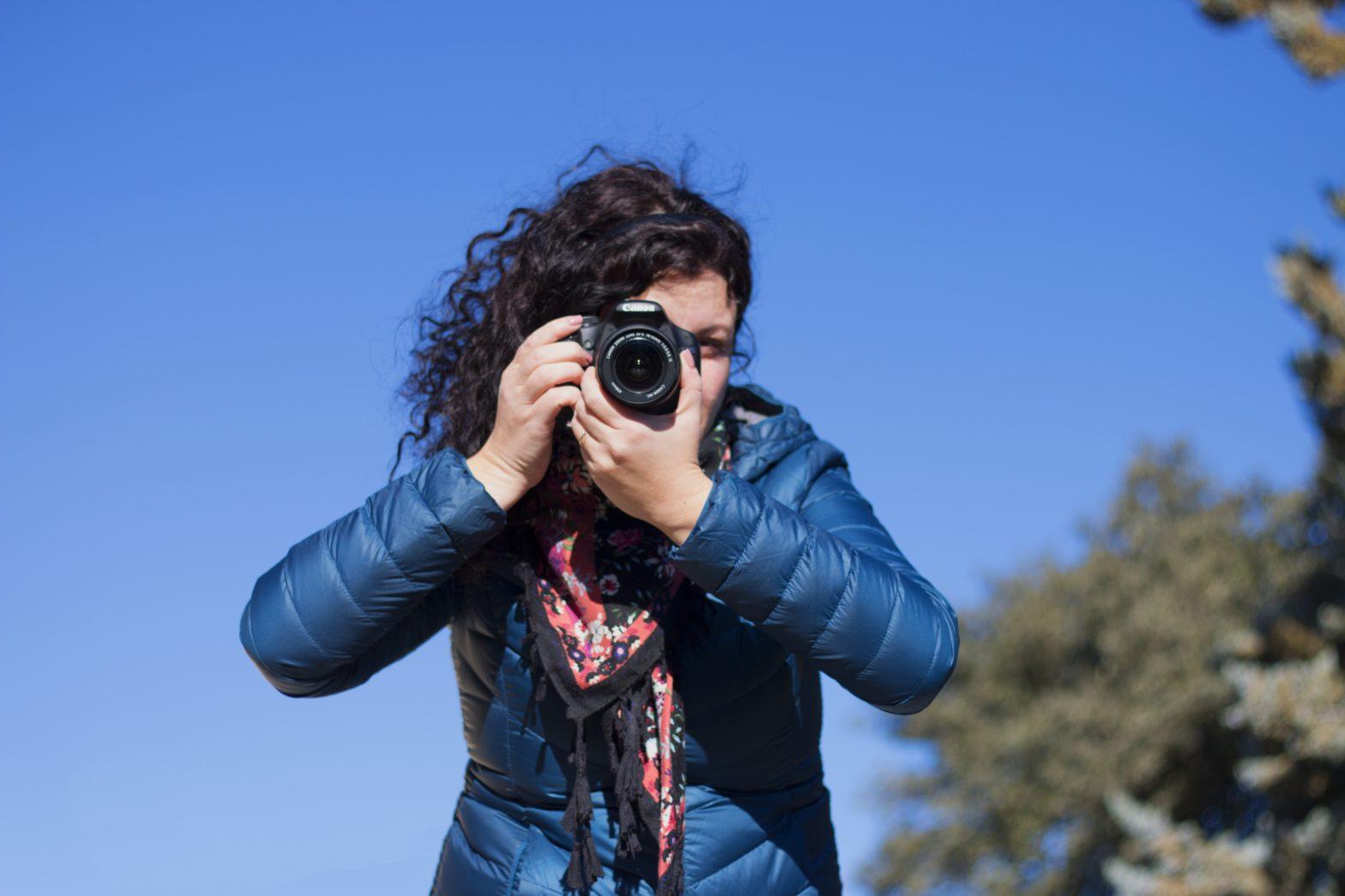portrait de marie-julie catoir brisson photo vidéo